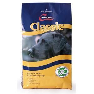 Chudleys Classic Hundefutter