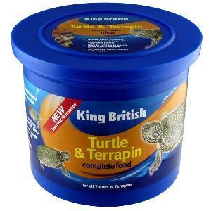 King British Turtle & Terrapin Schildkrötenfutter