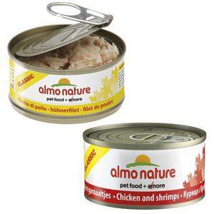 Almo Nature Katzenfutter mit Huhn