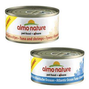 Almo Nature Classic Chat - Pâtées au Thon