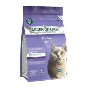 Arden Grange Adult Cat Light Chicken & Potato