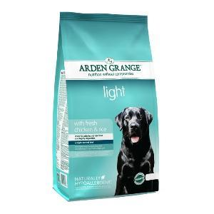 Arden Grange Light - Chien Adulte - Poulet & Riz
