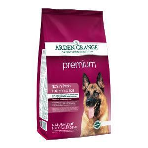 Arden Grange Premium - Chien Adulte - Poulet & Riz
