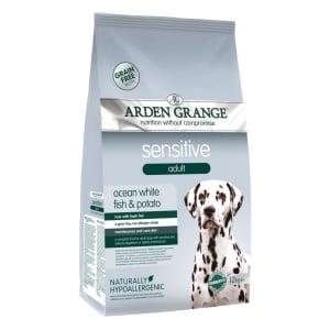 Arden Grange hond sensitive