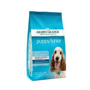 Arden Grange - Puppy Junior Huhn & Reis Hundefutter