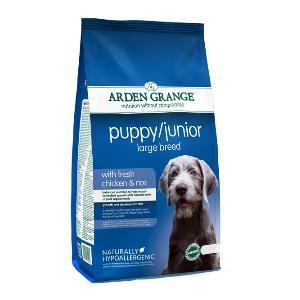 Arden Grange - Puppy Junior Large Breed Hundefutter