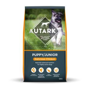 Autarky Puppy Junior Hundefutter