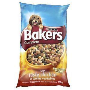 Bakers Complete Poulet & légumes