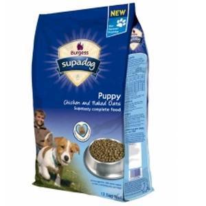 Burgess Supadog Puppy pour Chiot