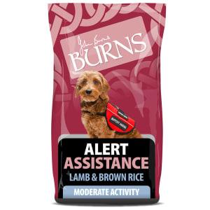 Burns Canine Alert - Agneau & Riz Brun