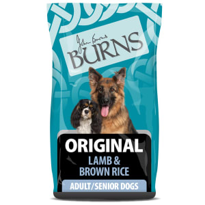 Burns Original Chien Adulte - Agneau & Riz