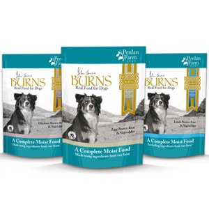 Burns Penlan Farm Hundefutter im Frischebeutel