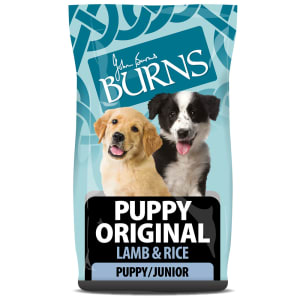Burns Puppy Original Chiot - Agneau & riz