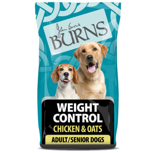 Burns Weight Control Adult/Senior Dry Dog Food - Chicken & Oats