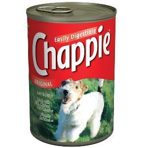 Chappie natvoer voor volwassen honden