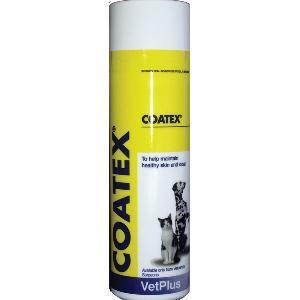 Spray Coatex pour l'entretien du pelage pour chiens et chats