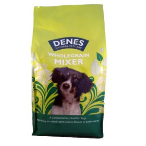 Denes Wholegrain Dry Dog Food - Mixer