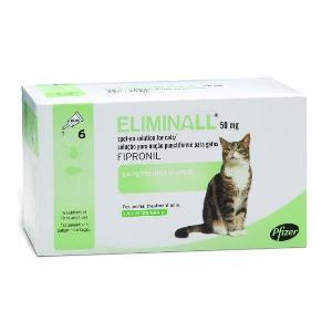 Eliminall Spot On voor katten