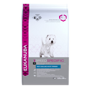Eukanuba Breed Specific West Highland Terrier
