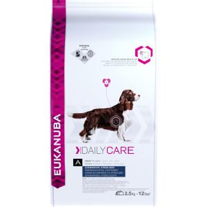 Daily Care Eukanuba pour chiens stérilisés/en surpoids