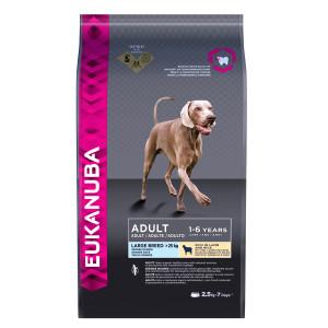 Eukanuba Large Breed Adult Dry Dog Food - Lamb & Rice