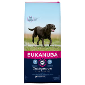Eukanuba Thriving Mature Large Breed Dog Food