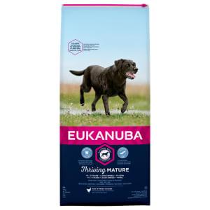 Eukanuba Thriving Mature Large Breed Dry Dog Food - Chicken