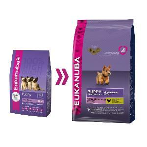 Eukanuba Puppy & Junior - Petites Races