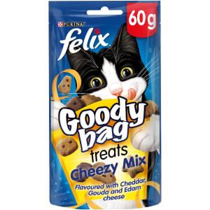 Felix Cat Treats Goody Bag