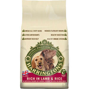 Harringtons Adult Hundefutter Lamm und Reis