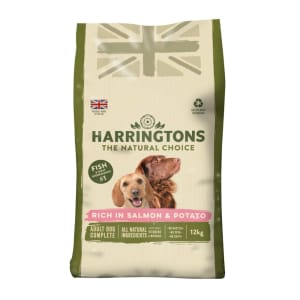 Harringtons Adult Dry Dog Food - Salmon & Potato