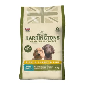 Harringtons Puppy Dry Dog Food - Turkey & Rice