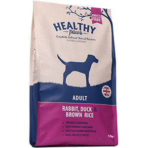 Healthy Paws Adult Dog Food Natural Complete