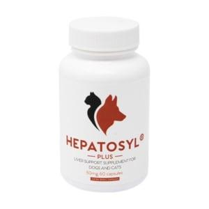 Hepatosyl Plus Kapseln für Hunde und Katzen