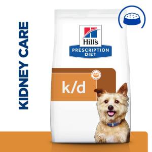 Hills Prescription Diet k/d voor honden