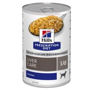 Hills Prescription Diet l/d voor honden