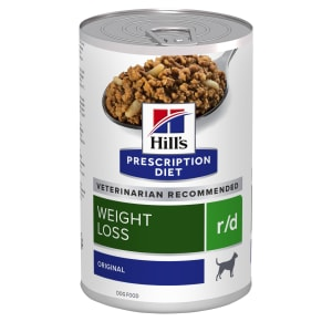 Hills Prescription Diet – Canine r/d Hundefutter