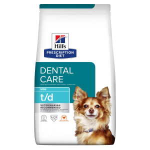 Hill's Prescription Diet T/D Mini Chien