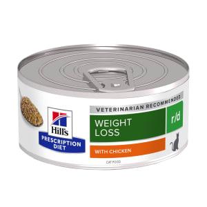 Hills Prescription Diet – Feline r/d Katzenfutter