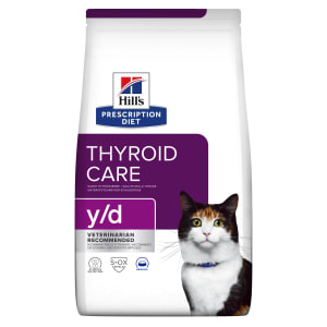 Hills Prescription Diet y/d voor katten