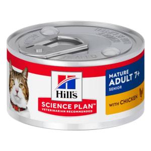 Hills – Mature Adult 7+ Katzenfutter
