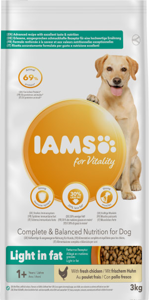 IAMS Adulte Light - Stérilisé & Embonpoint
