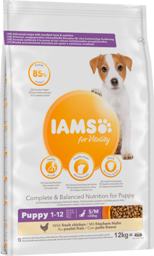 Iams ProActive Health Puppy & Junior Small and Medium Breed