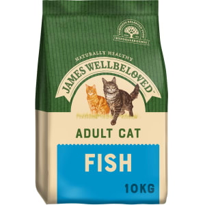 James Wellbeloved -Adult cat Food - Ocean Fish & Rice