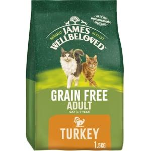 James Wellbeloved Adult No Cereal Turkey