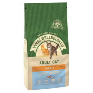 James Wellbeloved Cat Adult Turkey & Rice Light