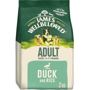 James Wellbeloved Dog Adult Duck & Rice
