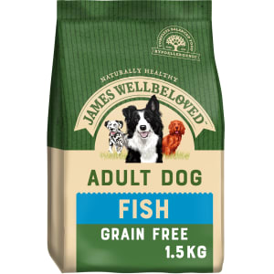 James Wellbeloved Dog Adult Fish & Vegetable Grain Free