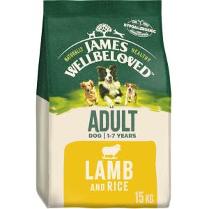 James Wellbeloved - Adult Maintenance - Lamb & Rice