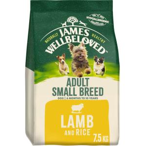 James Wellbeloved – Adult Small Breed (Lamm und Reis)